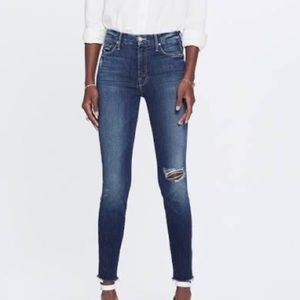 MOTHER Denim Jeans The High Rise Looker Size 27